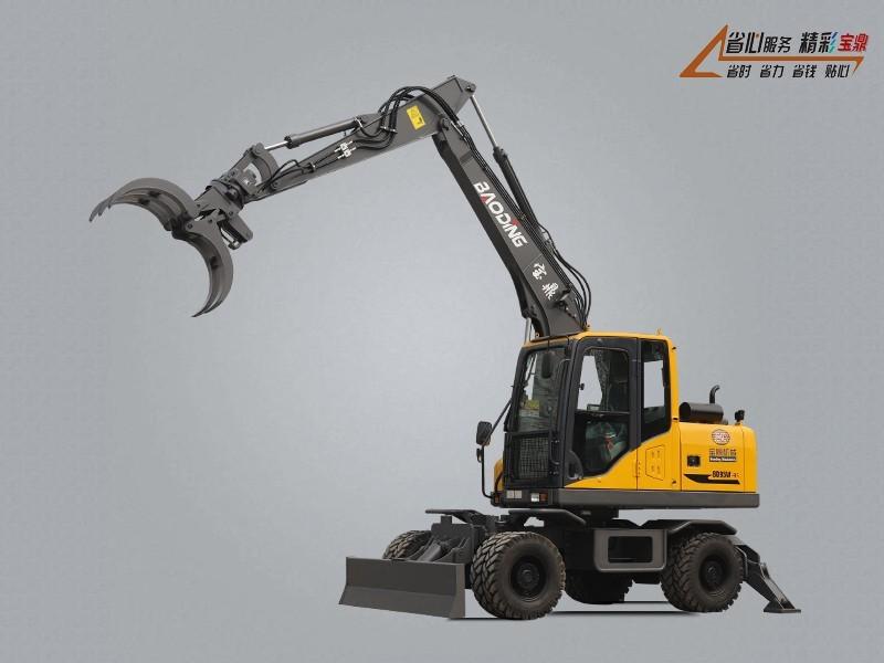 宝鼎BD95W-9S型抓木机