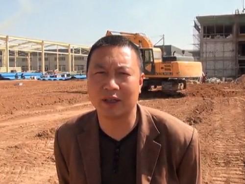 河北保定唐县宝鼎挖掘机客户感言