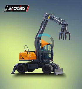 BD95抓木机型号