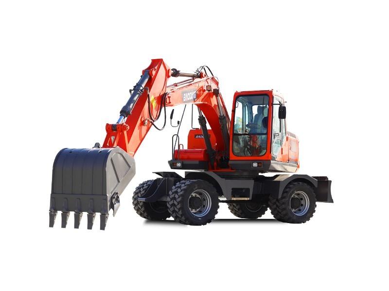 150型号宝鼎轮式挖掘机厂家