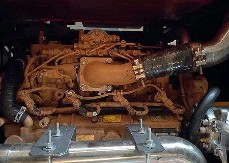 宝鼎BD150W轮式挖掘机动力系统