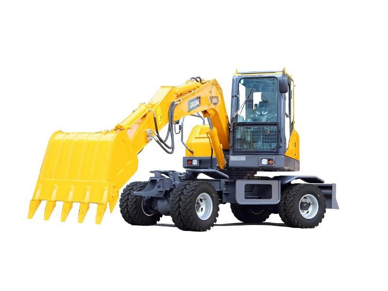 宝鼎BD80W-8A轮式挖掘机厂家