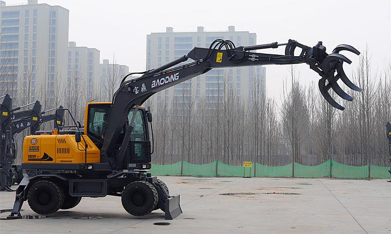 宝鼎新款抓木机95S型号