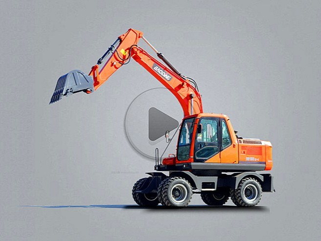 宝鼎轮式挖掘机厂家价格表报价咨询