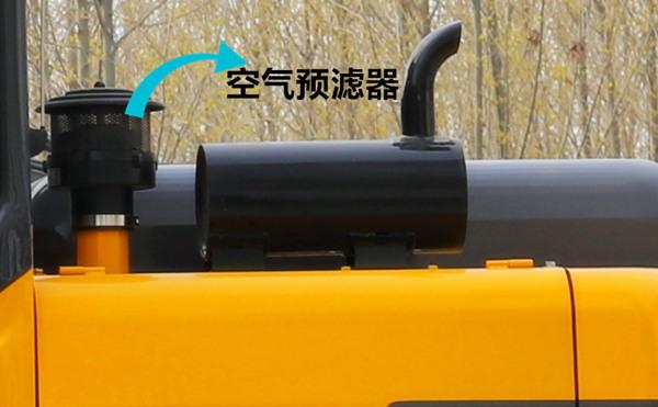 空气预滤器