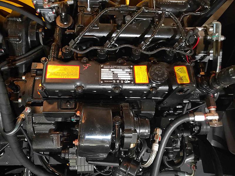 发动机动力部件