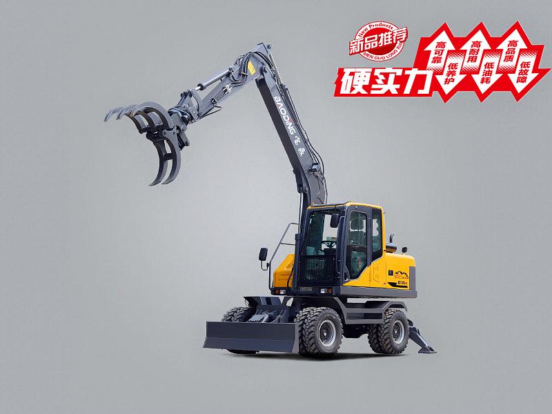 宝鼎BD100W轮式抓木机型号