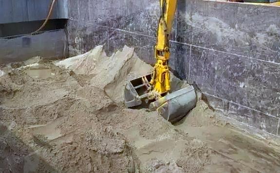 宝鼎轮式挖掘机抓机多样化挂载