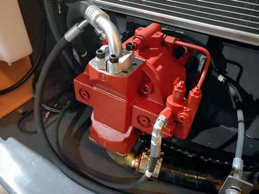 柱塞泵系统