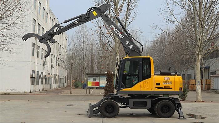 宝鼎抓木机厂家推荐新款95S抓木机
