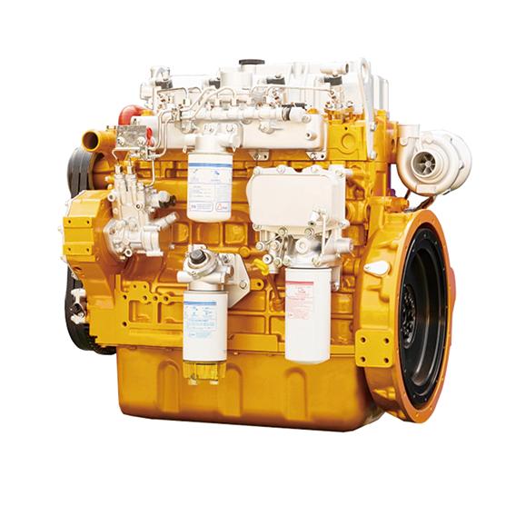 BD105W轮式挖掘机动力系统