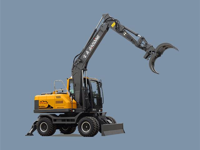 BD105中型抓木机型号