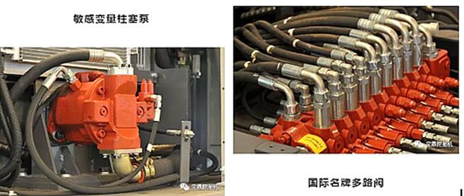 进口液压系统